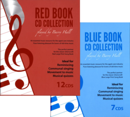 Red & Blue Book CD Collections