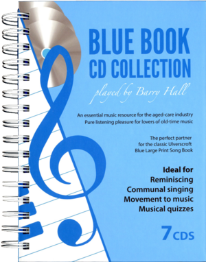 Blue Book CD Collection image